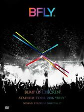 New BUMP OF CHICKEN STADIUM TOUR 2016 BFLY Limited Edition DVD CD Booklet Japan