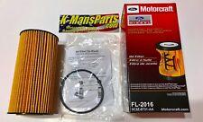 Ford Motorcraft FL-2016 oil filter 6.0 6.4 Power Stroke Turbo Diesel FL2016