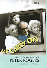 Mr.Carry on: The Life and Work of Peter Rogers by Moira Bright, Robert Ross (Ha…