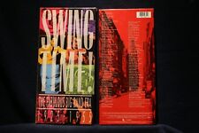 SWING TIME: FABULOUS BIG BAND ERA:3 CD Jazz Box w/62-Page Booklet