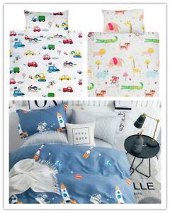 Kinderbettwäsche Bettwäsche Bettbezug Babybettwäsche 100X135/135X200cm Baumwolle