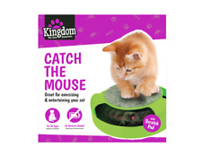 ø 25 × 6 cm Fang den Maus Katzen Spielzeug Krallenpfleger Katzenkratzbaum  Säule