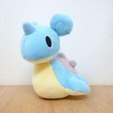 "Official Pokemon Center 2017 - Lapras Pokedoll Plush Soft Toy Japan Import 6"""
