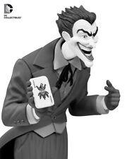 Joker by Dick Sprang Batman Black White Series Statue Cold Cast Porcelain NIB