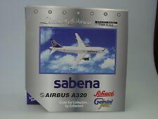 GeminiJets A320 SABENA - OO-SNE - 355 7356 - 1:400