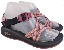 CHACO ZX3 PINK WOMAN HIKING SANDALS SIZE 7