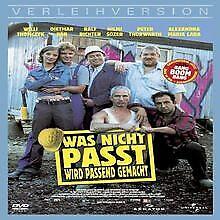 Was nicht passt, wird passend gemacht von Peter Thorwarth | DVD | Zustand gut