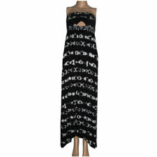 Viscose Hand-wash Only Maxi Dress Stripes Dresses for Women