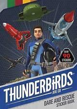 NEW  THUNDERBIRDS ARE GO  STICKER ACTIVITY BOOK 50 STICKERS
