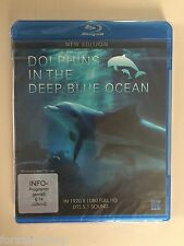 BluRay Dolphins In The Deep Blue Ocean