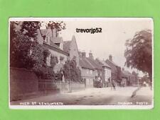 High Street Kenilworth RP pc used 1913 Twigger Ref B453