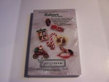 The First Greenbook Guide Devoted Exclusively To Hallmark Collectibles