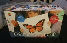 Apple Color StyleWriter 1500 | Never Used Original Box