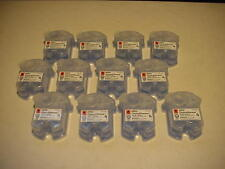 Lot of 12  BRAUN Clean and Renew Cartridge Refill Replacement Cleaner Cleaning