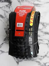 "Vee Rubber Flow Folding MTB Tyre 2.35"" Tackee Freeride Downhill 1-Ply 26"" DH FR"