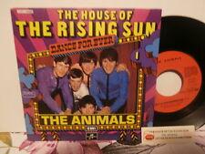 "the animals""the house of the''sgle7""fr.pathé:2c01091569de1975+encart juke-box"