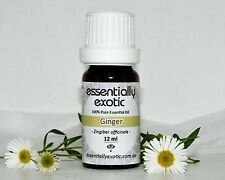 ESSENTIALLY EXOTIC 100% Pure Essential Oil GINGER 12ml