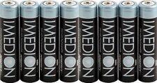8 Pack PowerEx Imedion AAA 950mAh NiMH Rechargeable Batteries Maha
