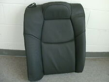 Mazda RX8 black leather right rear seat back