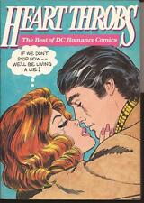 1979 Fireside Heart Throbs The Best Of DC Romance Comics Couples In Love