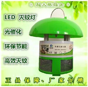 6 LED's Mosquito Insect Bug Fly Killer cum Night Lamp (Indoor)
