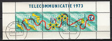 Dutch Antilles - 1973 Telecommunication -  Mi. Bl. 2 VFU