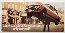 Vintage Toyota Brochure 1974/5: Crown, 2000, Celica..etc. Please See Pictures.
