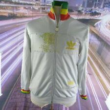 adidas Chile 62 Rasta Jamaica Tracksuit Jacket. UK men's size Small