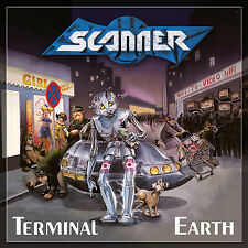 SCANNER - Terminal Earth - Vinyl-LP ( Gatefold Cover ) - 300921