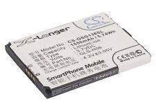 3.7V battery for Gsmart G1362 Li-ion NEW