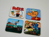 Popeye the Sailor Man Great New COASTER Set