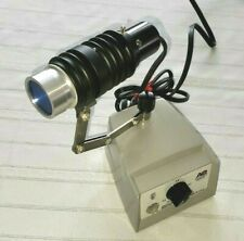 American Optical Microscope Variable Light Source Model 655