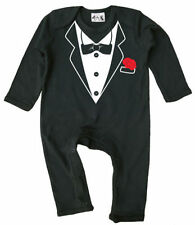 Ropa negros de bebé para niños de 0 a 24 meses