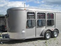 NEW CM 3 HORSE TRAILER SLANT LOAD *ON SALE NOW @ DR TRAILER SALES * SAVE$$$
