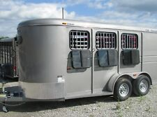 NEW CM 3 HORSE TRAILER SLANT LOAD *SPRING SUPER SALE @ DR TRAILER SALES