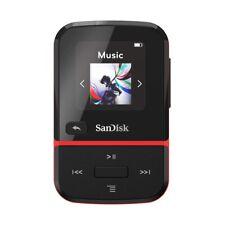 Sandisk Clip Sport Go Music-Player 32 GB rot