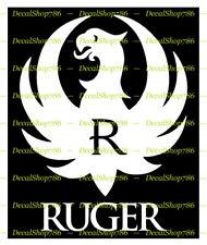 Ruger Firearms - Outdoor Sports - Hunting - Vinyl Die-Cut Peel N' Stick Decals