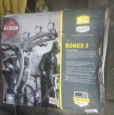 Saris Bones 3 Bike Car Rack - Red