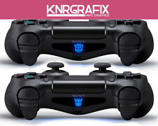 KNR4065 TRANSFORMERS AUTOBOT & DECEPTICON PS4 Dualshock Lightbar Playstation 4