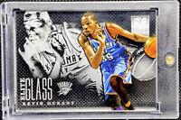 Kevin Durant 2012-13 Panini Elite GLASS Series #4 Oklahoma City Thunder KD1
