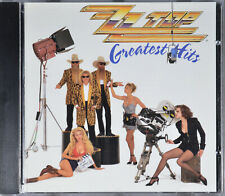 Greatest Hits by ZZ Top [Canada - Warner CD 26846 - 1992] - MINT