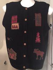 Women's Woolrich XL Vest