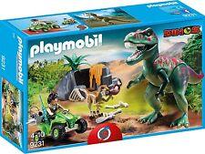 Playmobil - Dinos - 9231 - T-Rex Angriff - NEU OVP