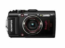 Olympus tough TG-4 wasserdichte Digitalkamera TG4 schwarz Neuware +Zubehörpaket