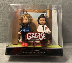 2008 Kelly & Tommy Dolls As Sandy & Danny In Grease~Never Removed From Box