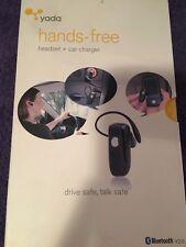 Nib Yada Hands-Free Headset And Car Charger