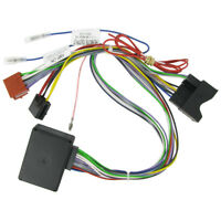 Audi A3 8P, A4 B7, TT 8J Fully Active Bose System Car ISO Wiring Harness Lead