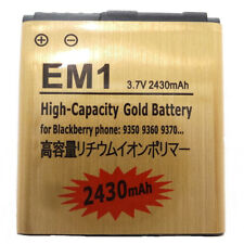 Batterie compatible blackberry em1 gold pour 9360 curve 9350 curve 9370 curve