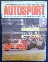 AUTOSPORT MAGAZINE DECEMBER 20 1973 VOL 53 NO 12.