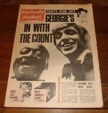 June Melody Maker Music, Dance & Theatre Magazines in English